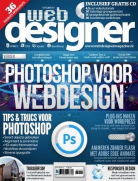Webdesigner 51, iOS, Android & Windows 10 magazine
