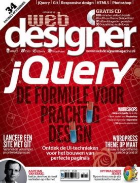 Webdesigner 52, iOS, Android & Windows 10 magazine