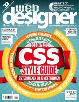 Webdesigner 54, iOS, Android & Windows 10 magazine