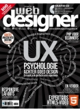 Webdesigner 59, iOS, Android & Windows 10 magazine