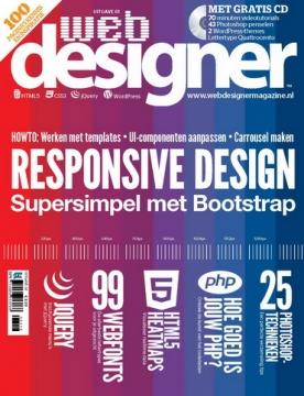 Webdesigner 61, iOS, Android & Windows 10 magazine