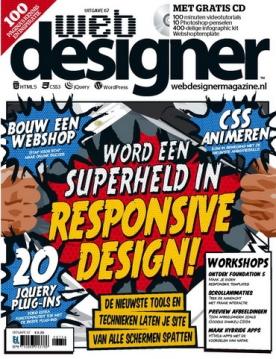 Webdesigner 67, iOS, Android & Windows 10 magazine