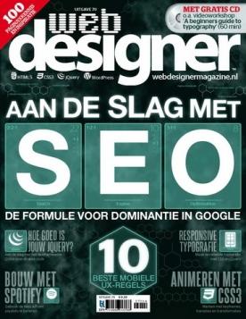 Webdesigner 70, iOS, Android & Windows 10 magazine