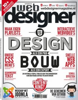 Webdesigner 79, iOS, Android & Windows 10 magazine