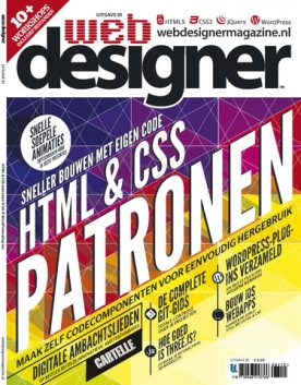 Webdesigner 81, iOS, Android & Windows 10 magazine