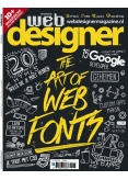 Webdesigner 82, iOS, Android & Windows 10 magazine