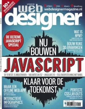 Webdesigner 85, iOS, Android & Windows 10 magazine