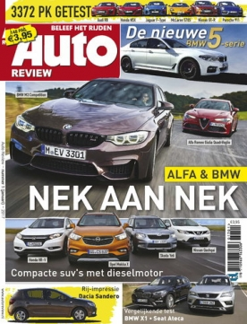 Auto Review 1, iOS & Android  magazine