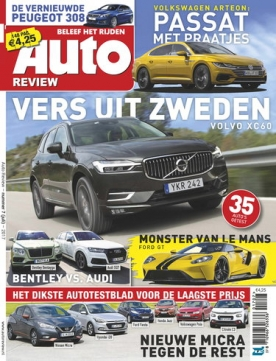 Auto Review 7, iOS, Android & Windows 10 magazine