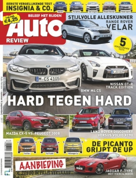 Auto Review 9, iOS, Android & Windows 10 magazine