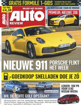 Auto Review 3, iOS & Android  magazine