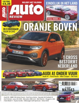 Auto Review 4, iOS & Android  magazine