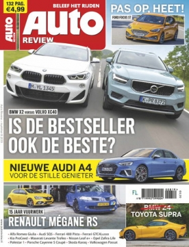 Auto Review 8, iOS & Android  magazine