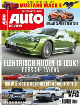 Auto Review 12, iOS & Android  magazine