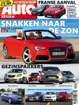 Auto Review 2, iOS, Android & Windows 10 magazine