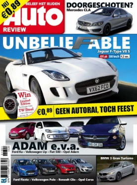 Auto Review 4, iOS, Android & Windows 10 magazine