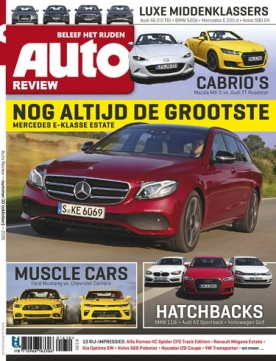 Auto Review 10, iOS & Android  magazine