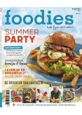 Foodies Magazine 8, iOS, Android & Windows 10 magazine