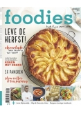 Foodies Magazine 10, iOS, Android & Windows 10 magazine