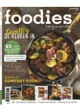 Foodies Magazine 11, iOS & Android  magazine