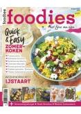 Foodies Magazine 8, iOS, Android & Windows 10 magazine