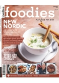 Foodies Magazine 1, iOS & Android  magazine