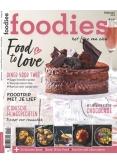 Foodies Magazine 2, iOS & Android  magazine