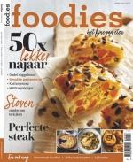Foodies Magazine 10, iOS & Android  magazine