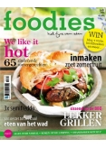 Foodies Magazine 7, iOS, Android & Windows 10 magazine