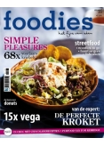 Foodies Magazine 3, iOS & Android  magazine