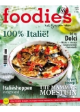 Foodies Magazine 5, iOS, Android & Windows 10 magazine