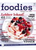 Foodies Magazine 6, iOS & Android  magazine