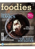 Foodies Magazine 2, iOS, Android & Windows 10 magazine
