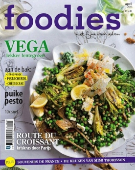 Foodies Magazine 4, iOS & Android  magazine