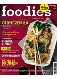Foodies Magazine 9, iOS & Android  magazine