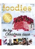Foodies Magazine 12, iOS, Android & Windows 10 magazine