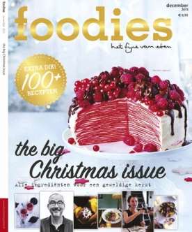 Foodies Magazine 12, iOS & Android  magazine