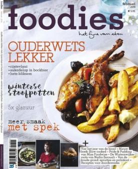 Foodies Magazine 2, iOS, Android & Windows 10 magazine