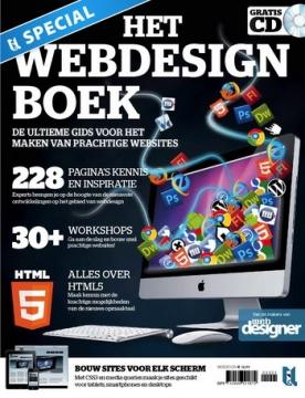 Het Webdesignboek 1, iOS & Android  magazine