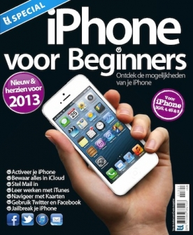 iPhone voor Beginners 2, iOS & Android  magazine