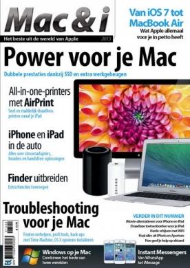 Mac & I 1, iOS & Android  magazine