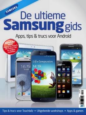 Ultieme Samsung Gids 1, iOS & Android  magazine