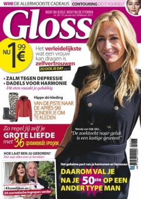 Gloss 50, iOS, Android & Windows 10 magazine