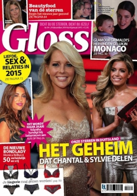 Gloss 4, iOS & Android  magazine