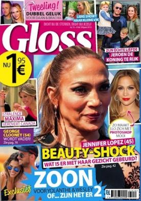 Gloss 15, iOS & Android  magazine