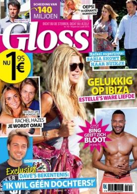 Gloss 16, iOS, Android & Windows 10 magazine