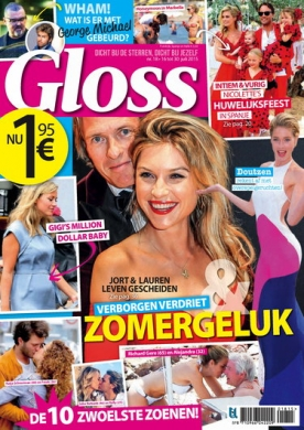 Gloss 18, iOS, Android & Windows 10 magazine