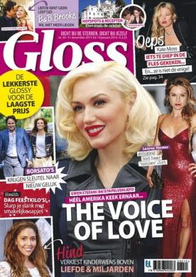Gloss 30, iOS & Android  magazine
