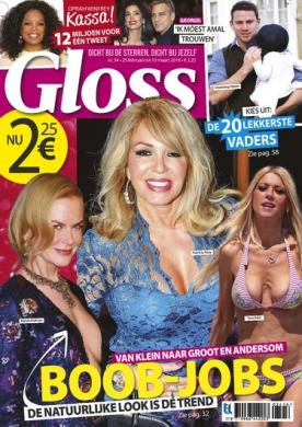 Gloss 34, iOS, Android & Windows 10 magazine