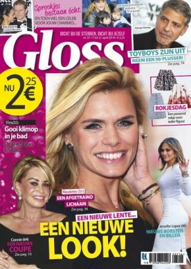 Gloss 37, iOS & Android  magazine